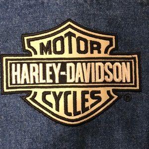 Harley Davidson Denim Jacket 5
